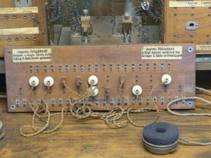 Telefonanlage alt
